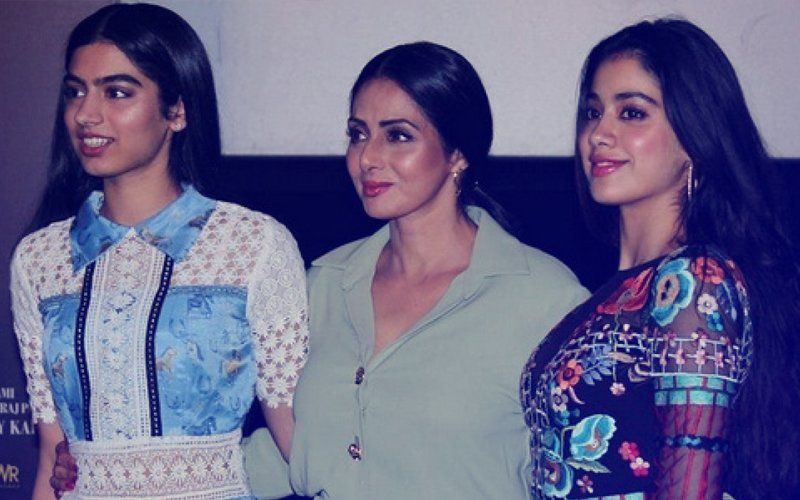 Sridevi Is Extremely Worried About Janhvi & Khushi In This Throwback Mother's Day Video