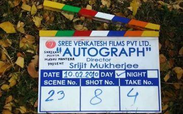 Srijit Mukherjee's Debut Film 'Autograph' Starring Prosenjit Chatterjee Completes 9 Years