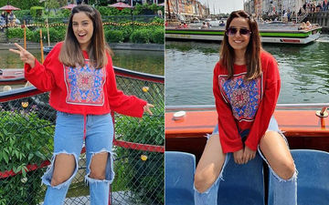 Srishty Rode Gets Trolled For Wearing Ripped Jeans