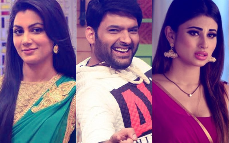 Kumkum Bhagya TOPPLES Naagin 2 From No.1 Slot To No. 3, Kapil Sharma Back In Top 10!