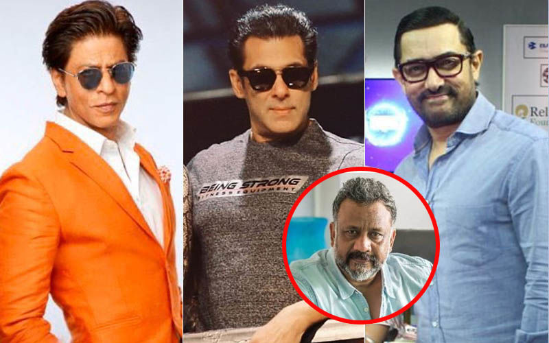 JNU Violence: Anubhav Sinha On SRK, Aamir, Salman Khan Not Speaking Up: 'Don't Think Those 3 Can Speak'
