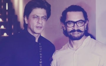 OMG! Has Shah Rukh Khan REPLACED Aamir Khan In This Biopic?