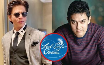 Laal Singh Chaddha: Did Shah Rukh Khan Just Confirm To Be A Part Of Aamir Khan Starrer?