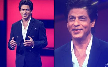 Shah Rukh Khan At His Charismatic Best As He Becomes The First Bollywood Actor To Speak At TED Talks