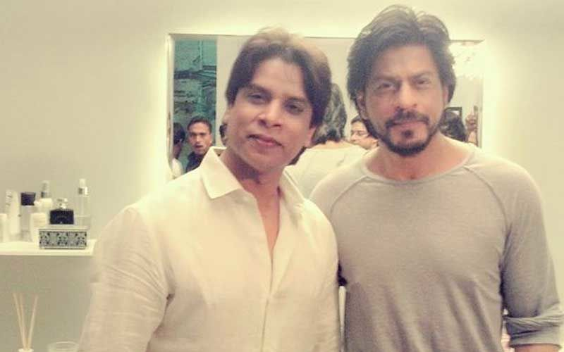 Here's How Much Shah Rukh Khan's Doppelganger Prashant Earns Per Day Working As His Body Double In Bollywood Movies