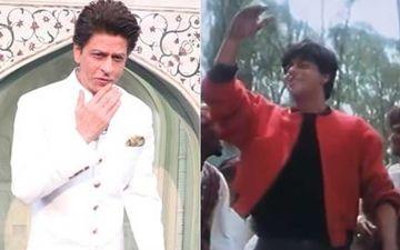 Shah Rukh Khan's Chaiyya Chaiyya Fever Peaks; Superstar Says He Will Dance Atop A Train When He's 95