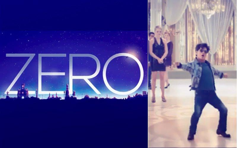 IT'S OFFICIAL: Shah Rukh's Dwarf Film Called ZERO!