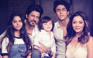 Shah Rukh Khan Will Save AbRam's Clothes Just In Case He Has A 4th Child!
