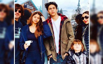 Shah Rukh Khan And Gauri Khan Shared An EPIC 'Khan-Daan' Picture; Consider The Internet Broken