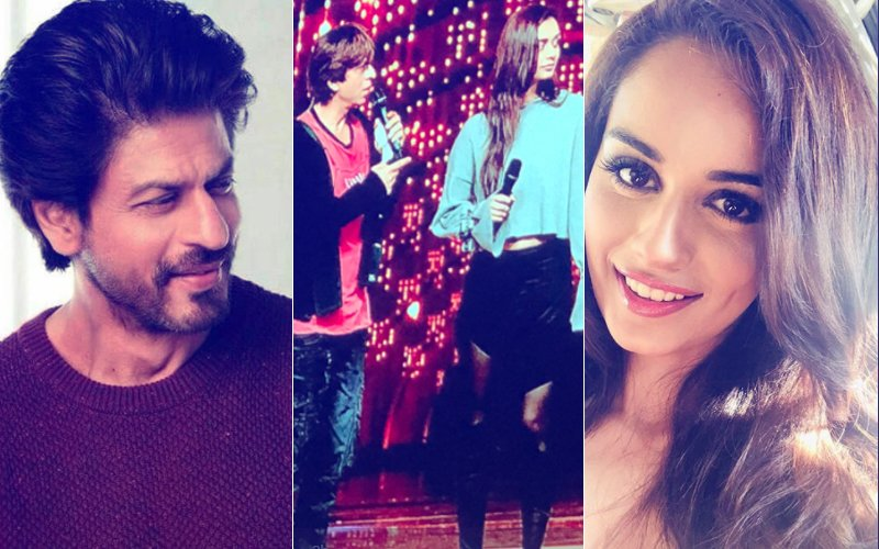 FILMFARE AWARDS 2018:  This Pic Of Manushi Chhillar & SRK Will Make You Want To See Them In A Movie ASAP!