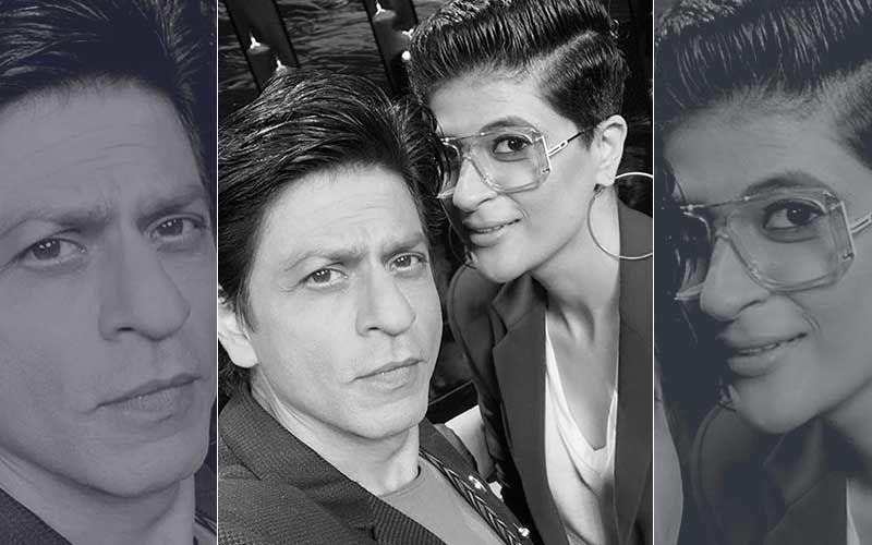 Shah Rukh Khan Reviews Tahira Kashyap's Book; Says, 'Ayushmann Khurrana-Tahira's Favourite Make-Out Spot Was Cinema While Watching My Films'
