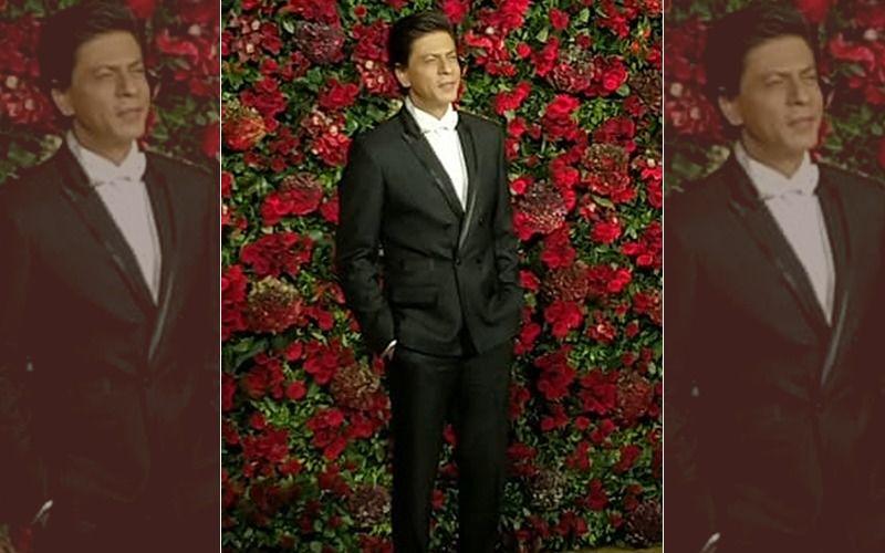 Deepika Padukone-Ranveer Singh Wedding Reception LIVE Updates: King Khan Makes A Late Grand Entry