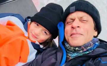 Shah Rukh Khan Asks Fans To Gear Up For #AskSRK On 20 Years Of Mohabbatein Before He Begins Making Sandcastle With AbRam