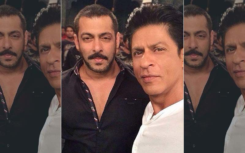 Salman Khan And Shah Rukh Khan To Reunite On The Big Screen For Pathan? Deets Inside