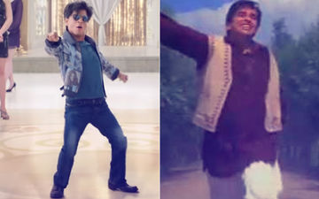 SRK Grooves To Shashi Kapoor's Iconic Number From Jab Jab Phool Khile