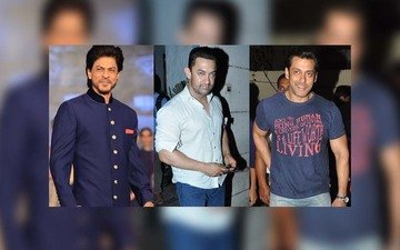 Srk, Aamir And Salman Coming Together In A Film?