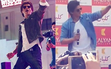 Don In Dubai: SRK Plays To The Gallery, Doles Out Dialogues From Hit Films