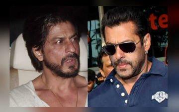 Shah Rukh Khan Visits Salman In His Moment Of Crisis
