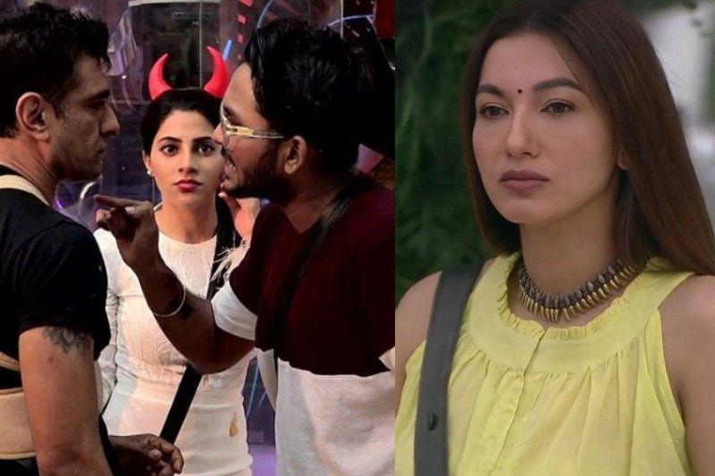 Bigg Boss 14: Gauahar Khan Expresses Shock Over Eijaz Khan Asking Jaan Kumar Sanu To Lick Toilet Seat; 'It Shows Who U Really Are'