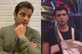 Bigg Boss 14: Karan Patel Passes A SARCASTIC Remark At Eijaz Khan; Comments Over His 'Phatti Hui Aawaaz'