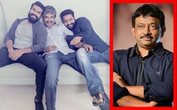 Ram Gopal Varma Accuses Baahubali Director SS Rajamouli Of 'Promoting Gay Culture'