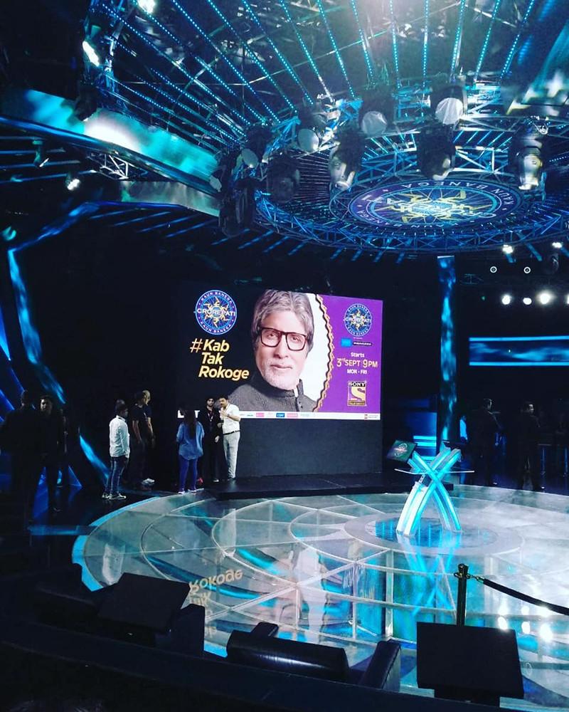 Kaun Banega Crorepati Season 10 Launch: Amitabh Bachchan