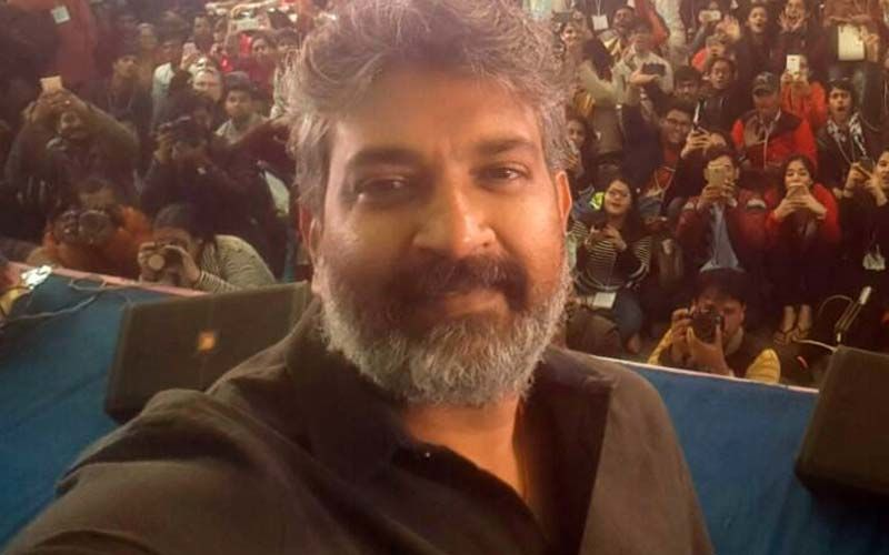 SS Rajamouli Grateful To Fans For The Amazing Response On RRR BTS Teaser