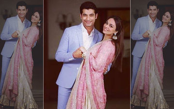 Ssharad Malhotra And Ripci Bhatia's Unseen Picture From Roka Ceremony Goes Viral