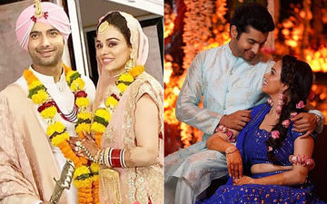 Ssharad Malhotra-Ripci Bhatia Are Man And Wife, Big Party Tonight!
