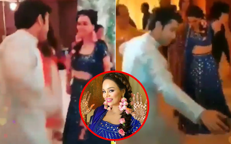Ssharad Malhotra-Ripci Bhatia's Wedding Functions Begin; Check Inside Pics-Videos From Mehendi Ceremony
