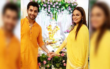 """Ssharad Malhotra Goes Ecstatic About His New Love Ripci Bhatia; Says, """"I'm Lucky To Have Her"""""""