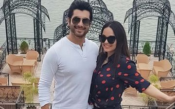 Ssharad Malhotra-Ripci Bhatia's First Trip To Udaipur Post Marriage-VIEW PICS