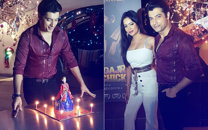 INSIDE PICS: Ssharad Malhotraa's Rocking Birthday Party