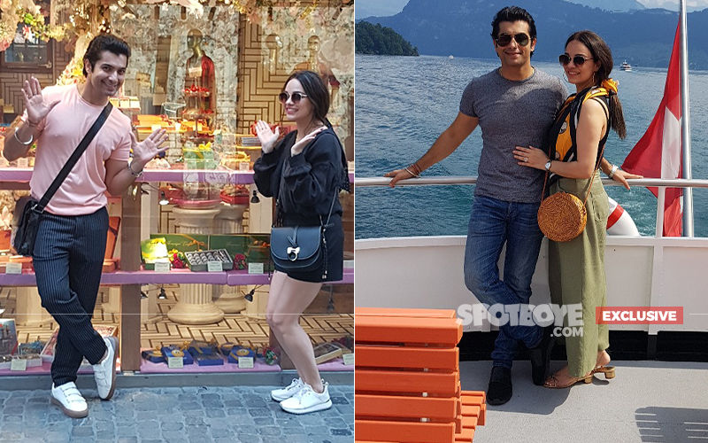 Ssharad Malhotra's Secret Honeymoon BUSTED: Real Reason Of His Disappearance From Sets Of Muskaan Revealed- EXCLUSIVE PICS