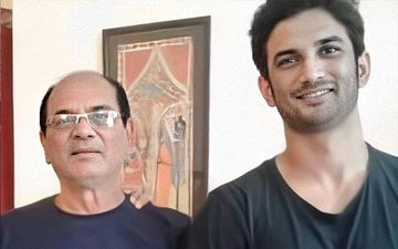 Sushant Singh Rajput's Father KK Singh Meets Bihar Chief Minister Nitish Kumar In Patna