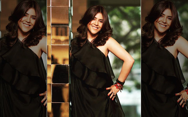 Ssshh... On Motherhood! 7 Recent Pictures Of Ekta Kapoor That Didn't Talk!!