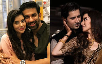 TV Stars Charu Asopa- Rajeev Sen and Sumeet Vyas-Ekta Kaul Celebrate Their First Teej; Share Pictures On Instagram
