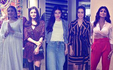 STUNNER OR BUMMER: Anushka Sharma, Alia Bhatt, Athiya Shetty, Shraddha Kapoor Or Shilpa Shetty?