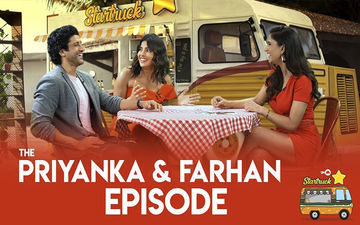 9XM Startruck With Priyanka Chopra-Farhan Akhtar: Dining Table Talks, PeeCee's Great Metabolism, Fight Over Mutton Kebabs And More