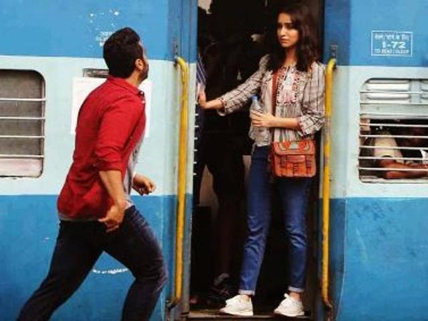 stills from halfgirlfriend