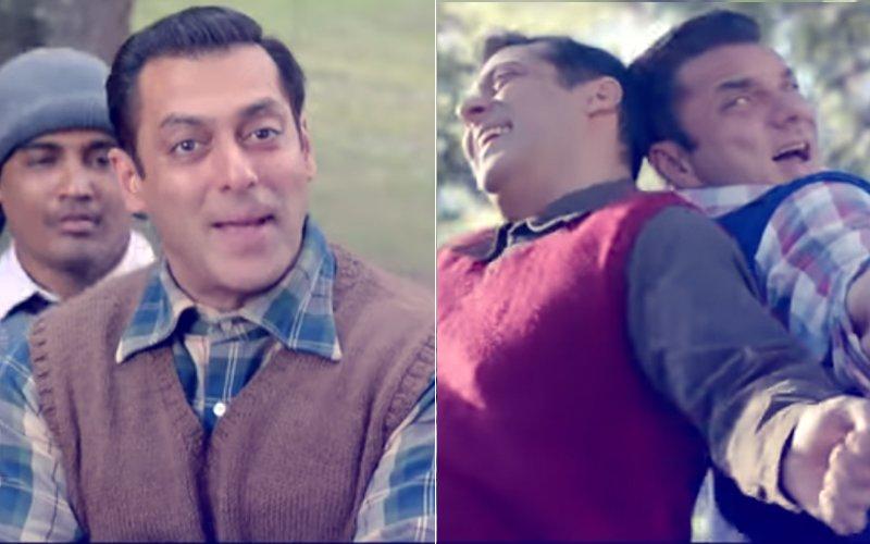 Salman Khan & Sohail Khan Show Off Their Brotherly Love In Tubelight Song Naach Meri Jaan