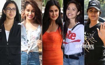 STUNNER OR BUMMER: Sara Ali Khan, Shraddha Kapoor, Katrina Kaif, Nushrat Bharucha Or Rhea Chakraborty?