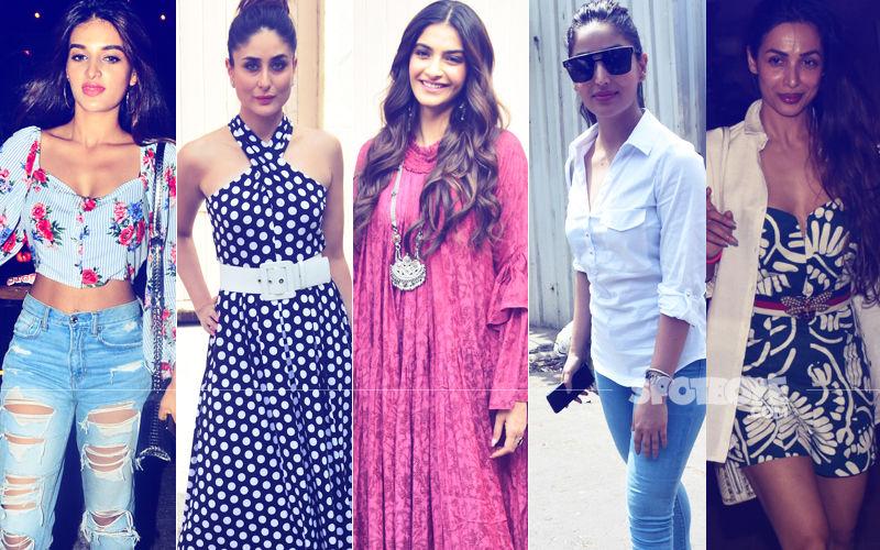 STUNNER OR BUMMER: Nidhhi Agerwal, Kareena Kapoor, Sonam Kapoor, Yami Gautam Or Malaika Arora?