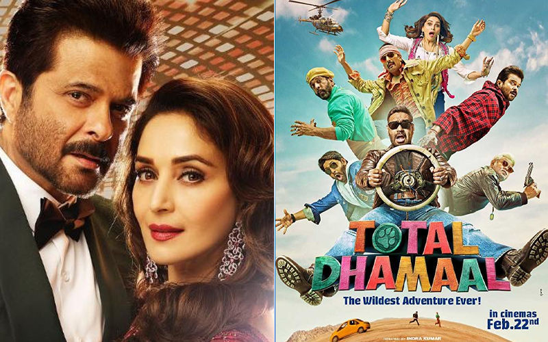 Anil Kapoor-Madhuri Dixit Starrer Total Dhamaal Crosses Rs 150 Cr