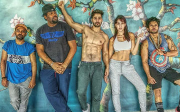 Street Dancer 3D: Varun Dhawan-Nora Fatehi Are Too Hot To Handle As They Flaunt Their Toned Abs