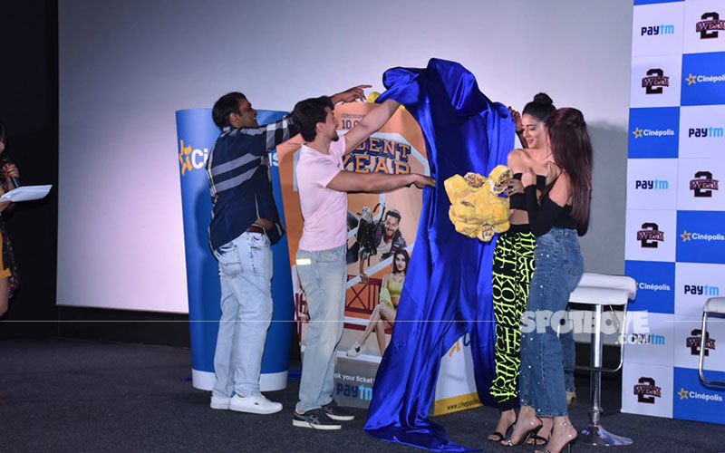 Student Of The Year 2: Another Round Of Promotions For Tiger Shroff, Ananya Panday, Tara Sutaria
