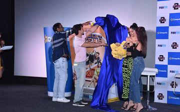 रिलीज़ से पहले अपनी फिल्म 'स्टूडेंट ऑफ़ द ईयर 2' को प्रमोट कर रहे हैं टाइगर श्रॉफ, अनन्या पांडे और तारा सुतारिया: देखिए तस्वीरें