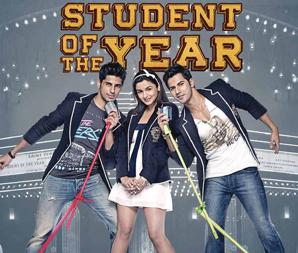 student of the year poster