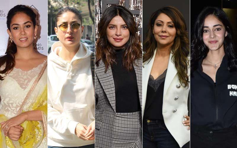 STUNNER OR BUMMER: Mira Rajput, Kareena Kapoor Khan, Priyanka Chopra, Gauri Khan Or Ananya Panday?