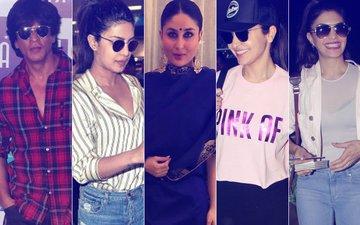 STUNNER OR BUMMER: Shah Rukh Khan, Priyanka Chopra, Kareena Kapoor, Anushka Sharma Or Jacqueline Fernandez?